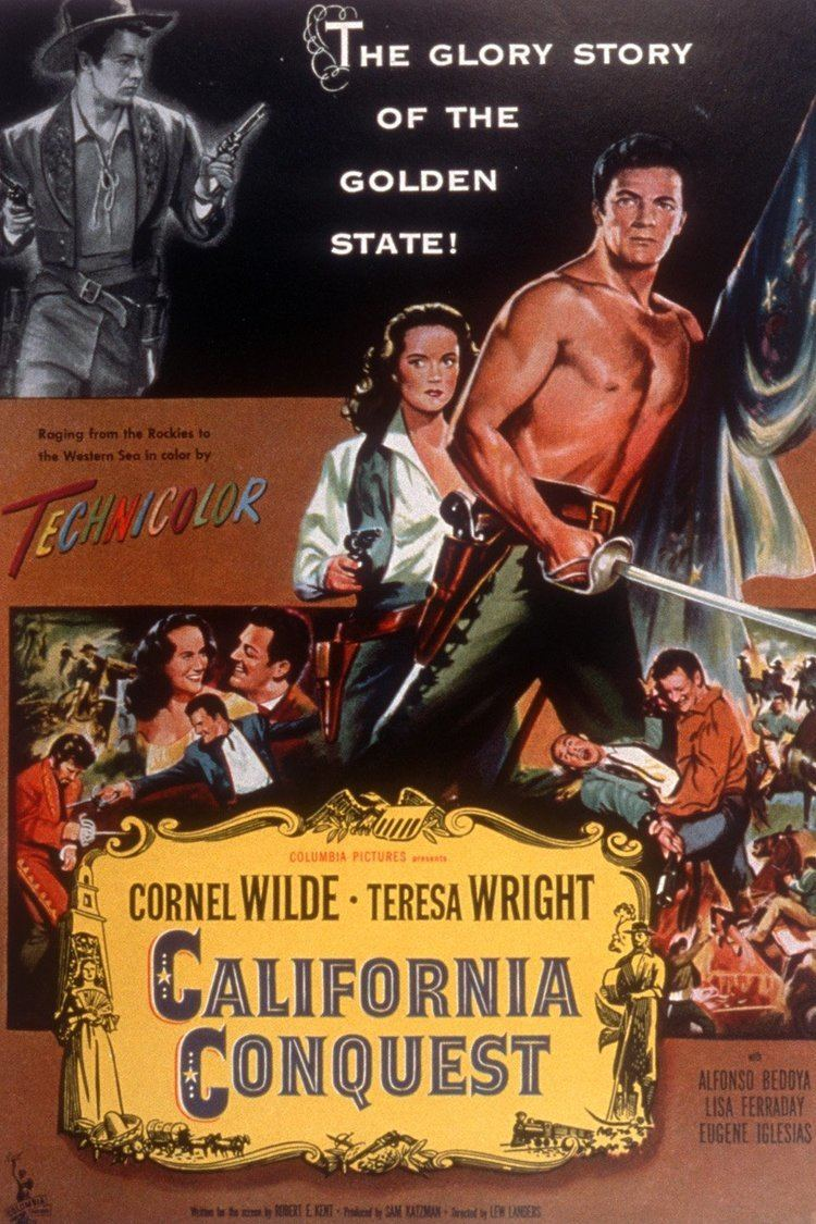 California Conquest wwwgstaticcomtvthumbmovieposters7470p7470p