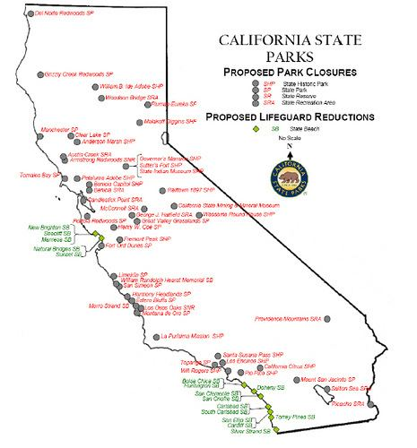 California Department of Parks and Recreation California State Park System in Crisis KALW