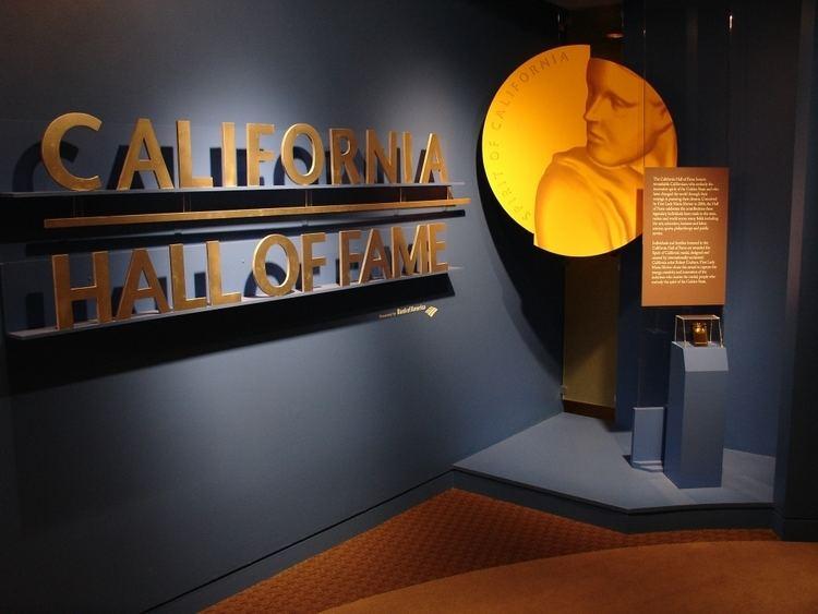 California Hall of Fame wwwkennethkuhncomhpmuseumcaliforniamuseumpic