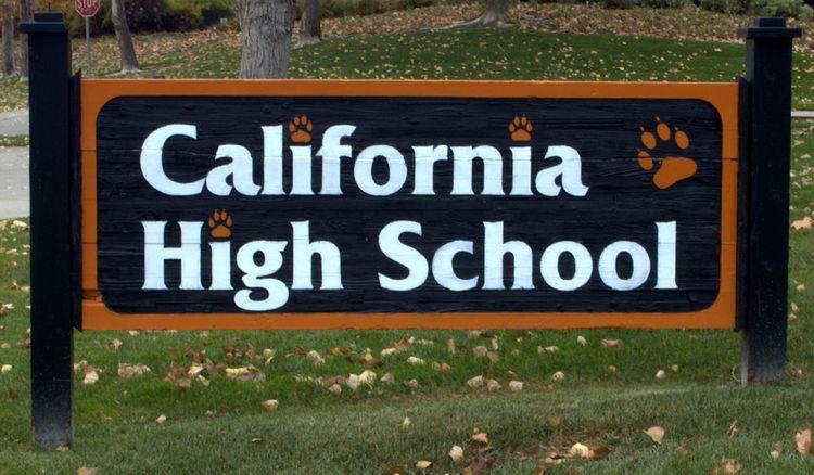 California High School (San Ramon, California)