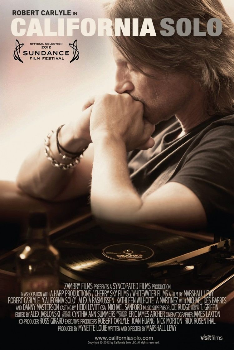 California Solo California Solo Movie Poster 1 of 2 IMP Awards
