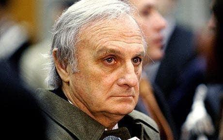 Calisto Tanzi Italian police seize 90m art stash from Parmalat founder