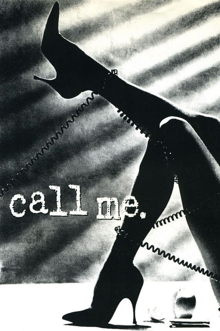 Call Me (film) wwwgstaticcomtvthumbmovieposters10847p10847
