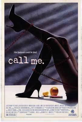 Call Me (film) Call Me Movie Posters From Movie Poster Shop