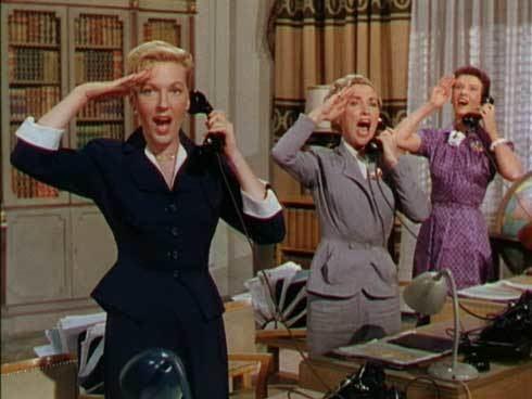 Call Me Madam (film) DVD Review CALL ME MADAM 1953 Boiling Sand