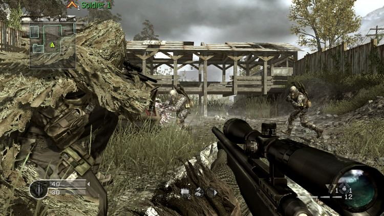 Call of Duty 4: Modern Warfare Call of Duty 4 Modern Warfare Free Download Full Version PC Game