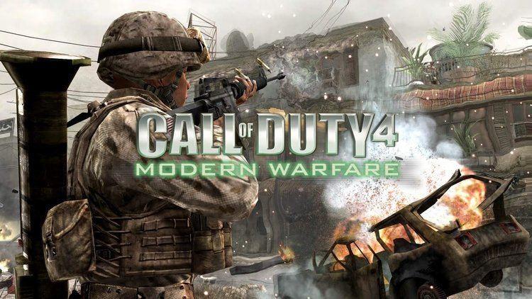 Call of Duty 4: Modern Warfare Call of Duty 4 Modern Warfare PS3 Multiplayer Strike 1080p
