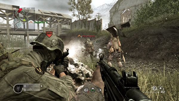 Call Of Duty 4 Modern Warfare Alchetron The Free Social Encyclopedia
