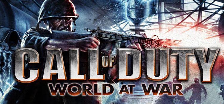 Call of Duty: World at War Call of Duty World at War Free Download Full PC Game