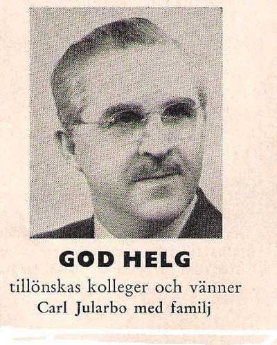 Calle Jularbo Roger Lindqvist