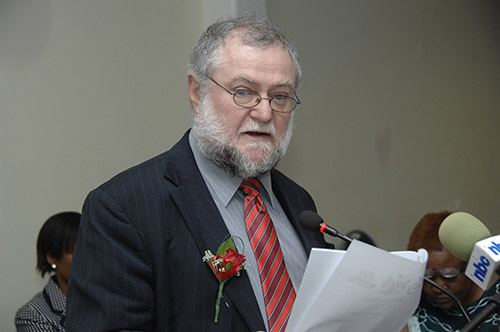 Calle Schlettwein Why finance is against Kudu The Namibian