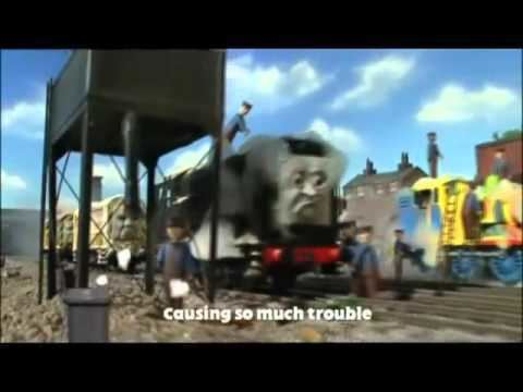 Calling All Engines! movie scenes Trying Calling All Engines EXTENDED VERSION