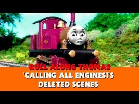Calling All Engines! movie scenes Roll Along Thomas Thomas Friends Calling All Engines Deleted Scenes