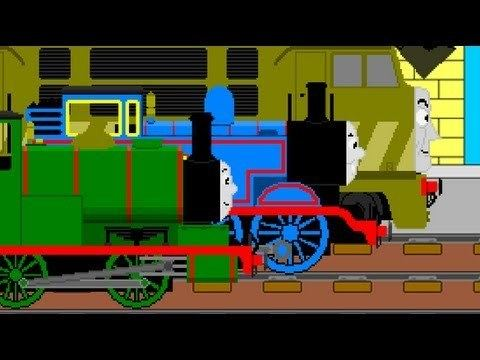 Calling All Engines! movie scenes THOMAS AND FRIENDS ANIMATED SPECIAL CALLING ALL ENGINES