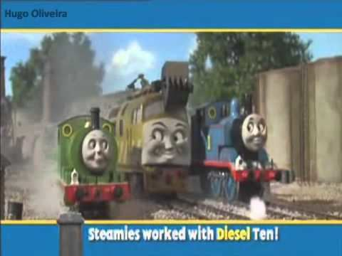 Calling All Engines! movie scenes Thomas and Friends Engine Roll Call Calling All Engines