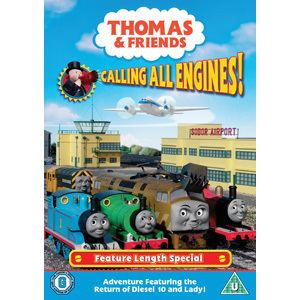 Calling All Engines! movie poster