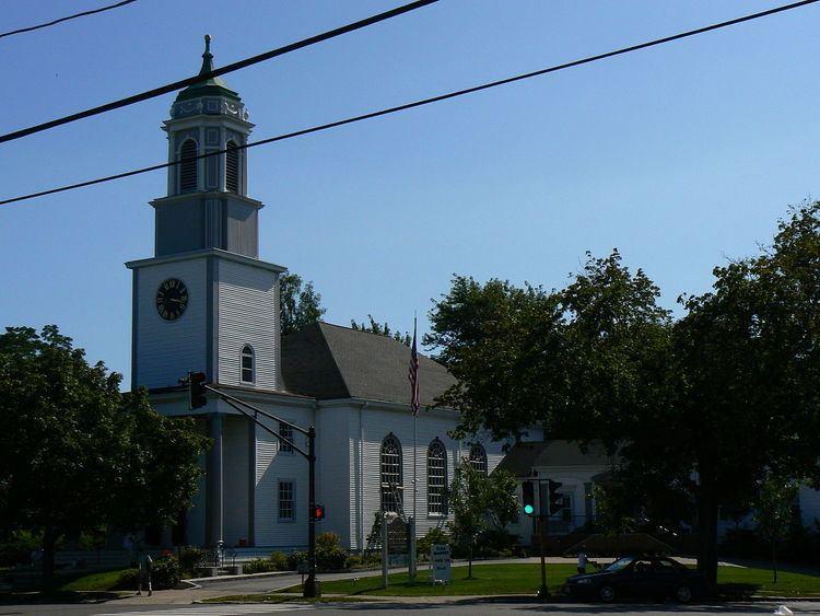 Calvary Methodist Church