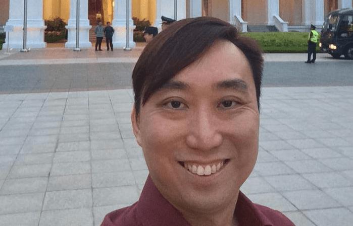 Calvin Cheng Calvin Cheng Vs Alfian Sa39at Saga The Facebook Post