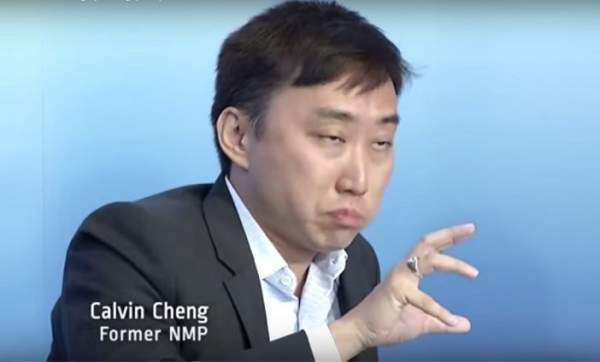 Calvin Cheng Singapore news today CALVIN CHENG YOUNG PEOPLE ARE A