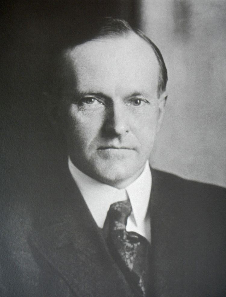 Calvin Coolidge Calvin Coolidge Homeless and Loving It