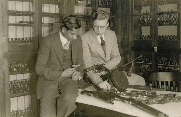 Calvin Goddard (ballistics) Henry Goddard Forensic Science Book UTILILAB SearchGUARDIAN