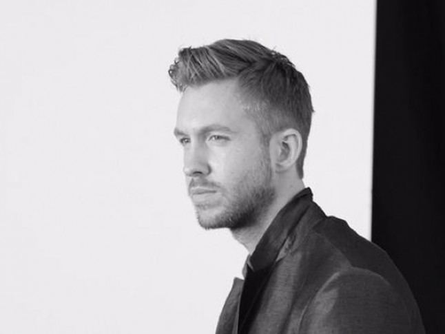 Calvin Harris Calvin Harris For Emporio Armani SS15 In One Word Woah