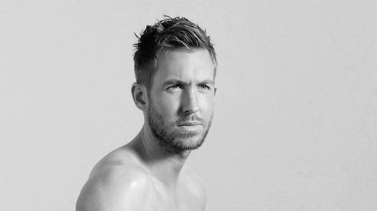 Calvin Harris Calvin Harris Emporio Armani Watches Goes Shirtless Ad