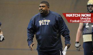 Calvin Magee Calvin Magee Bio Pitt Football PittsburghPantherscom