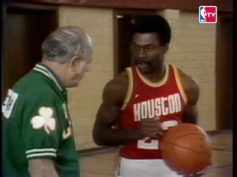 Calvin Murphy Red on Roundball DexterityDribbling YouTube