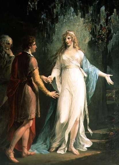 Calypso (mythology) Calypso and Odysseus the Greek myth of seduction of Odysseus by Calypso