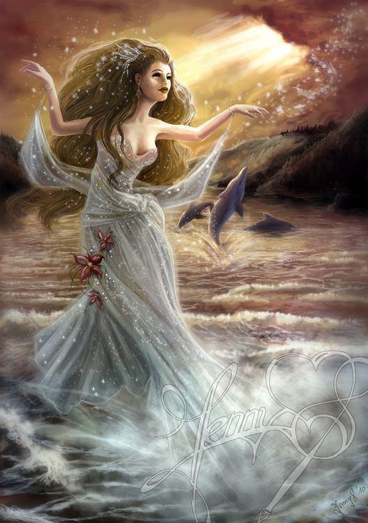 Calypso (mythology) 1000 images about Spirituality and Mythology Art on Pinterest The