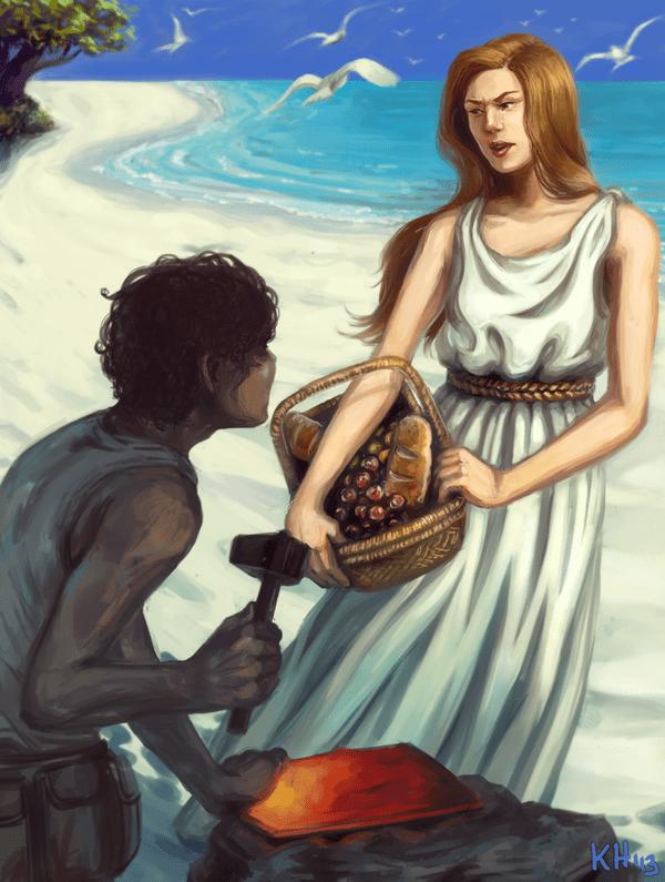 Calypso (mythology) calypsobymondaysnoond6rie7vpng