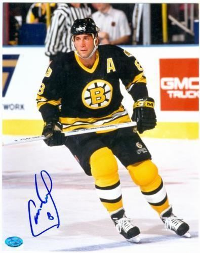 Cam Neely Cam Neely Autograph Signings SportsMemorabilia