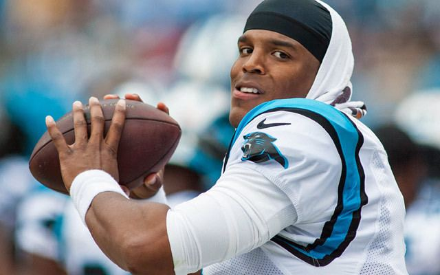 Cam Newton After Further Review Cam Newton is making the evolution