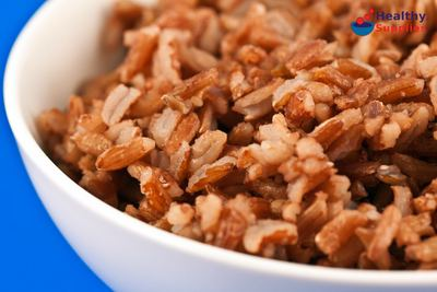 Camargue red rice Red Camargue Rice Organic 500g Infinity Foods HealthySupplies