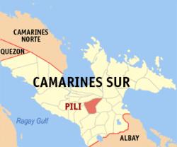 Pili Camarines Sur Wikipedia