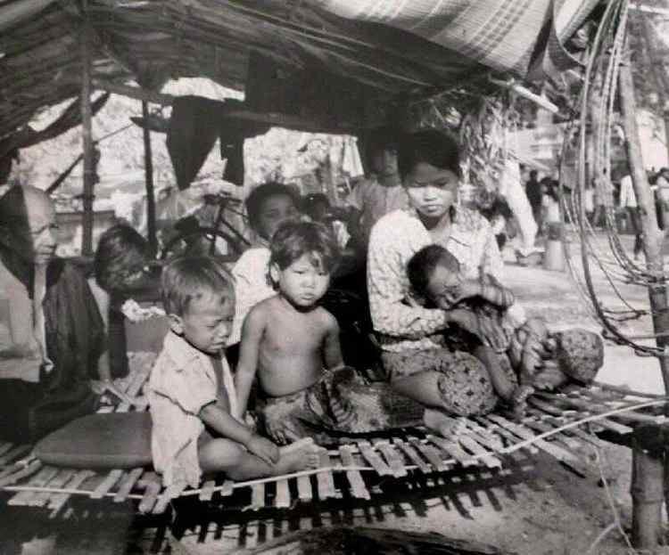 Cambodian Civil War war and social upheaval Cambodian Civil War
