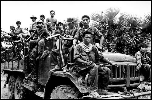 Cambodian Civil War Hybrid Wars Containing China Disrupting Southeast Asia America39s