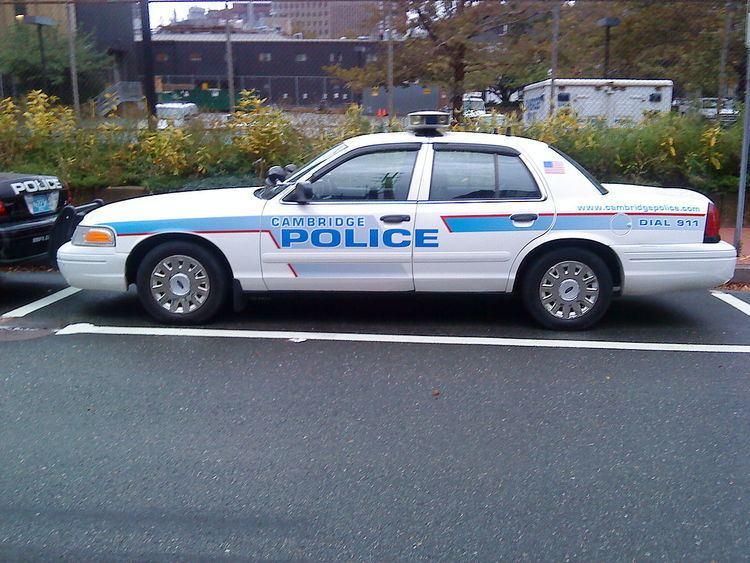 Cambridge Police Department (Massachusetts)
