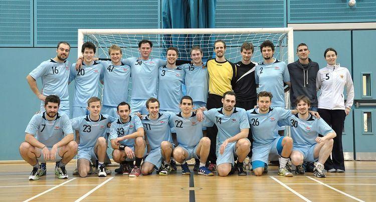 Cambridge University Handball Club