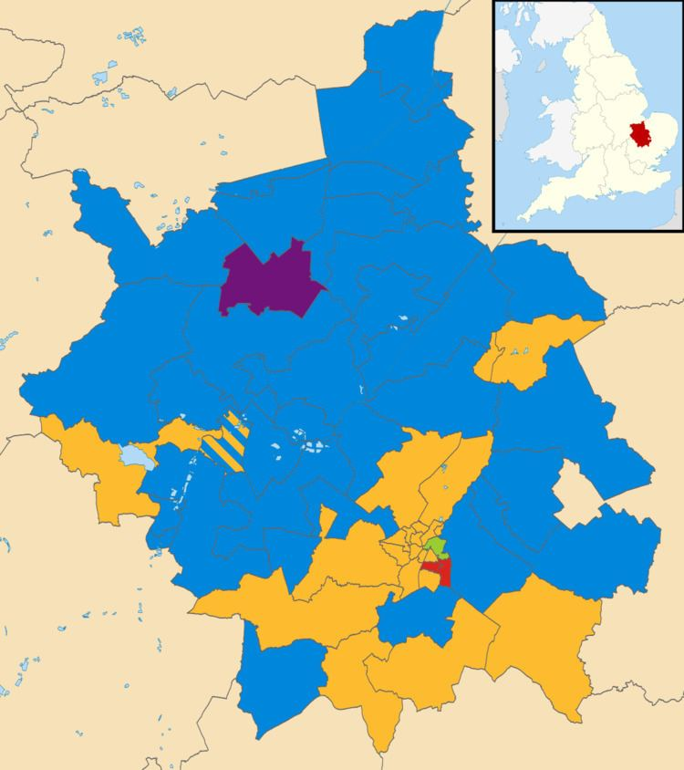 Cambridgeshire County Council election, 2009
