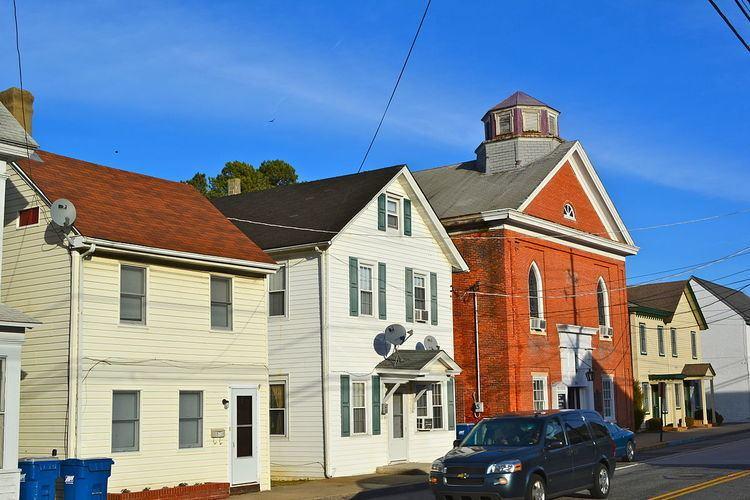 Camden Historic District