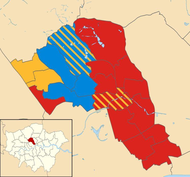 Camden London Borough Council election, 2002