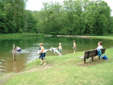 Camden State Park Camden State Park Log Minnesota Trails Magazine