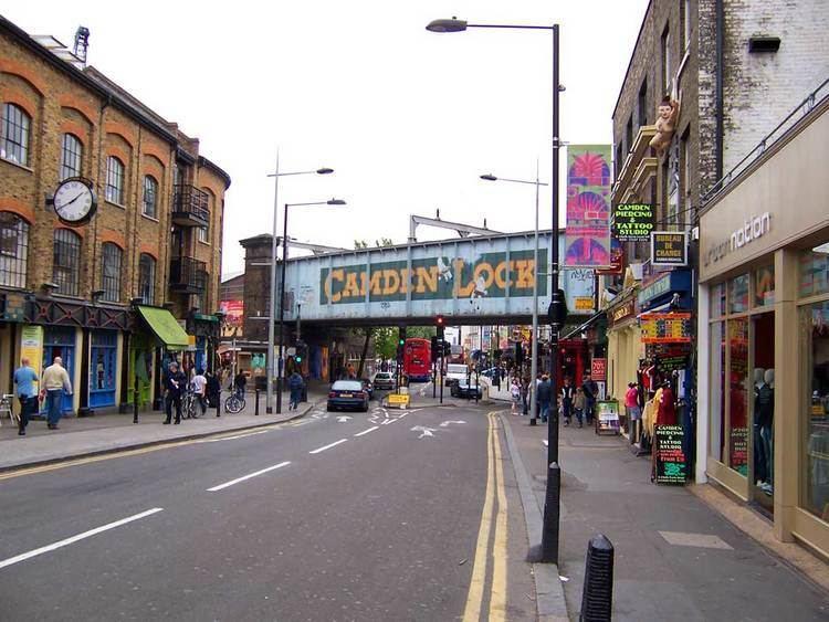 Camden Town httpsuploadwikimediaorgwikipediacommons66