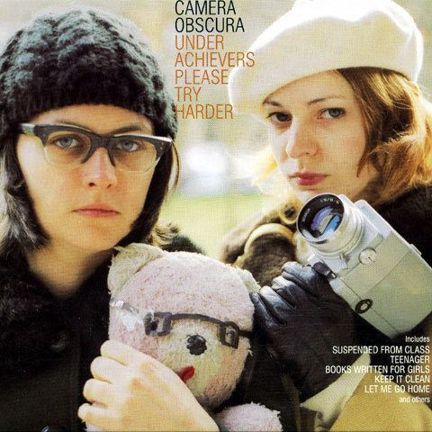 Camera Obscura (band) Camera Obscura The new album Desire Lines out on June 3rd 4th