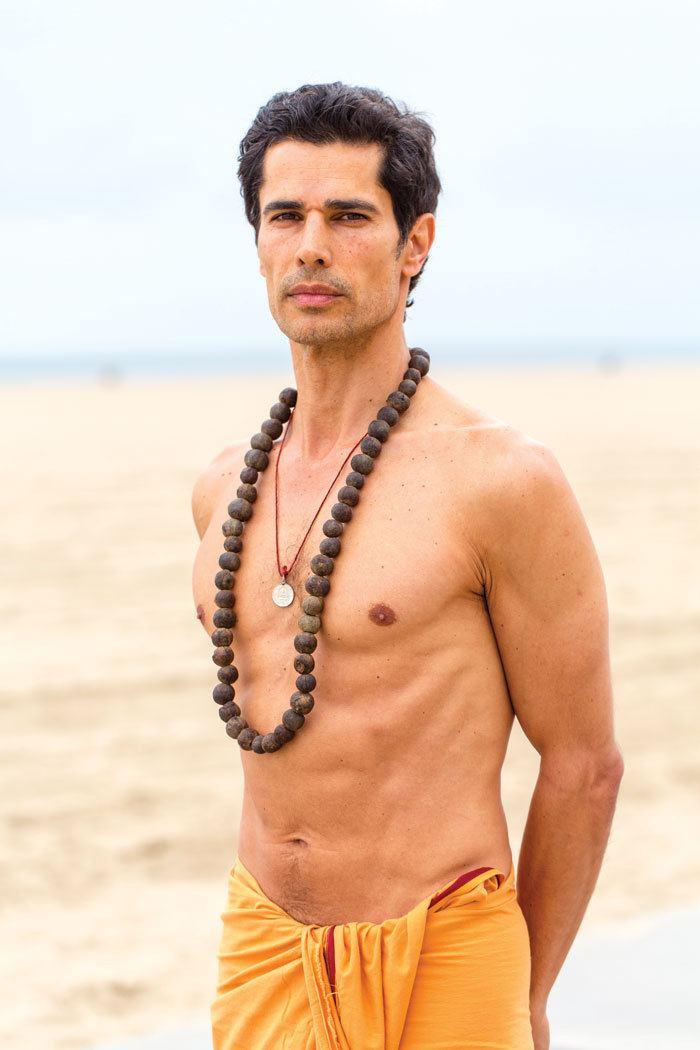 Cameron Alborzian Yogi Cameron A Model Guru LA Yoga Magazine Online
