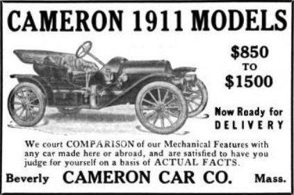 Cameron (automobile)