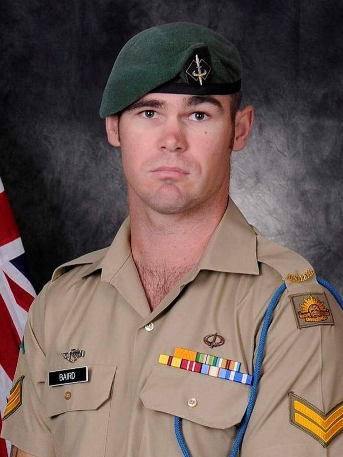 Cameron Baird Defence names commando killed in Afghanistan as Corporal
