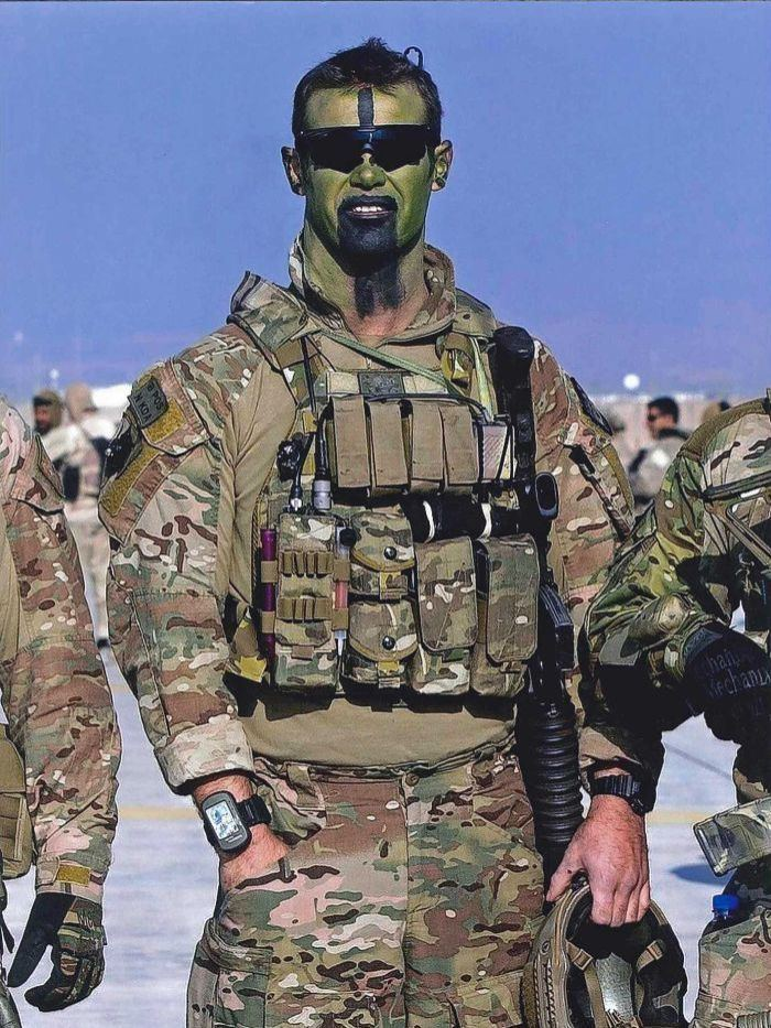 Cameron Baird Defence releases vision of Afghan firefight in which VC